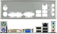 ATX Blende I/O shield Asus P7H55M LX/USB3 #90 P5G41-M LE OVP NEU M4A78LT-M LE io