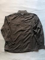 Mountain Khaki Men's Trail Creek Long Sleeve Shirt, Firma, Medium