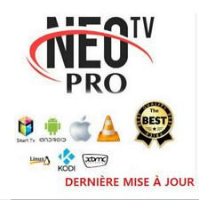⭐NEO TV 2 OFFICEL CODE 12 MOIS⭐(Andoid, Ios, M3u, MAG) ✅Envoi rapide✅NEO TV