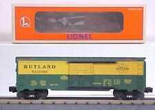 Lionel 6-16811 Rutland TCA Boxcar MT/Box