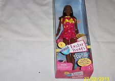 African American Easter Treats 1999 Barbie Doll