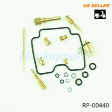 Carburetor Rebuild Kit Repair for Yamaha YFM400 YFM 400 Big Bear 400 2000-2012