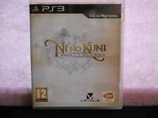 NI NO KUNI WRATH OF THE WHITE WITCH FOR PLAYSTATION 3