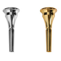 Sliver / Gold Alloy French Horn Mouthpiece for Yamaha Bach Conn King French Horn