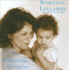 Sealed Spiritual Lullabies Songs To Honor the Child Within-Christine Giuliano CD