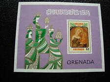 GRENADE - timbre yvert et tellier bloc n° 35 n** (Z4) stamp grenada