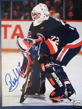 RON HEXTALL New York Islanders  Autographed 8x10 photo