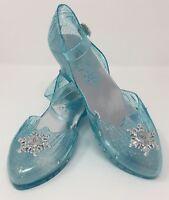 Disney Store Frozen Elsa Light Up Shoes - Size 2/3