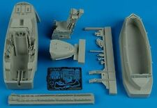 Aires 1/48 F22A Cockpit Set For HSG AHM4480