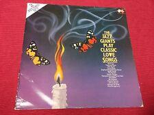 Various:  Jazz Giants Play…UK double  EX+ LP  John Coltrane, Thelonius Monk