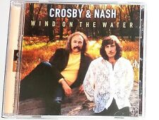 """CD by CROSBY & NASH """"WIND ON THE WATER"""" / IMPORT"""