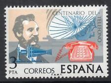 SPAIN MNH 1976 SG2356 100th Anniversary of Telephone