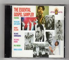 (IO143) The Essential Gospel Sampler, 20 tracks various artists - 1994 CD