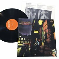 David Bowie The Rise and Fall of Ziggy Stardust [n-shrink LP Vinyl Record Album