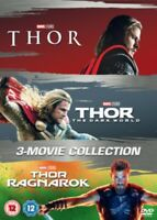 Nuovo Thor Trilogia 1 A 3 Film Collection DVD