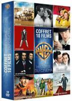 [DVD] Collection de 10 films de l'histoire du cinéma Warner - NEUF SOUS BLISTER