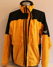 Halti Drymax Finland Jacket Waterproof Yellow/Black Reflector  Outdoor Size L.