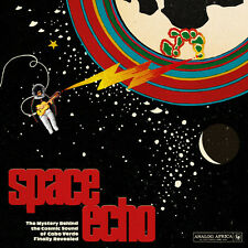 AFRO COSMIC FUNK LP Space Echo Mystery Behind The Cosmic Sound Of Cabo Verde S/S