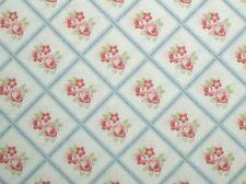 Tanya Whelan Cottage Shabby Chic Lulu Roses Libby PWTW095-Sky BTY