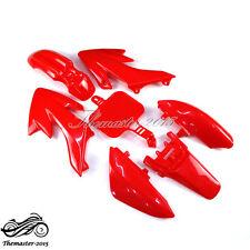 Fairing Plastic Fender Body Cover Kits For Honda XR50 CRF50 Pit Dirt Trail Bike