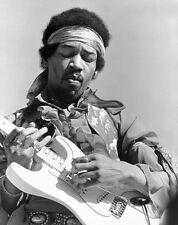 Jimi Hendrix 8x10 Glossy Photo Print #JH1