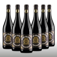 6 Flaschen Nero Grande Appassimento IGP - 2018