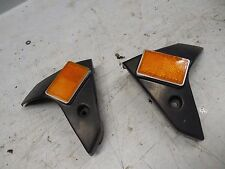 yamaha xv750 virago 750 front frame neck covers air scoops XV920 1983 1982 1981
