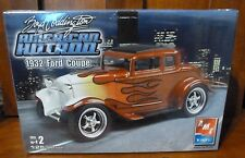 "Amt/Ertl Boyd Coddington ""American Hot Rod"" 1932 Ford Coupe 1:25 Scale Sealed"