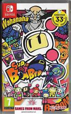 SUPER BOMBERMAN R ( Nintendo Switch ) ✰ NUOVO ITALIANO
