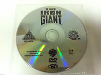 The Iron Giant DVD R2 Jennifer Aniston Vin Diesel Harry Connick Jr - DISC ONLY