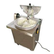 110 Volt Commercial Cutting Machine for Efficient Cutting of Vegetables and Meat