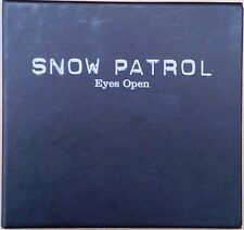 Snow Patrol - Eyes Open (CD 2006) Limited Edition CD/ DVD Edition