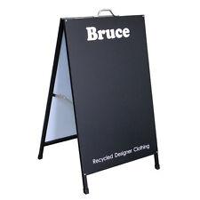 Quality Blackboard A  Board / Chalk Board Sandwich Board / Passway Sign