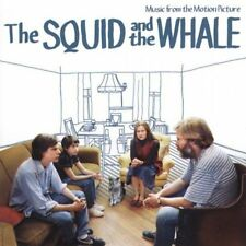 THE SQUID AND THE WHALE MUSIC FROM THE MOTION PICTURE NEW