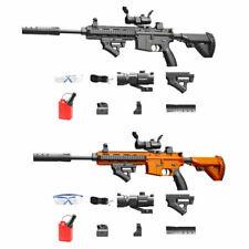 M416 Automatic Rifle Manual Gel Ball Blaster Gun Water Bullet Outdoor Toy CS Z3