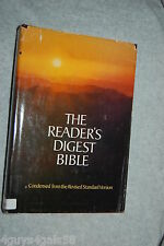 The Reader's Digest Bible : Condensed from the Revised Standard Version OLD/ NEW