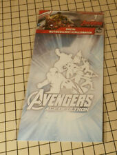 Marvel Avengers Age of Ultron Lootcrate Window Decal - NEW SEALED