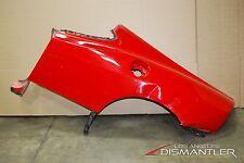 99-05 Ferrari 360 Modena Left Rear Fender Quarter Panel Rocker Red OEM 66091211