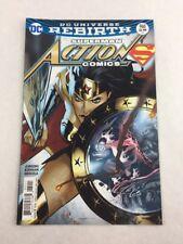 Superman Action Comics #960 SEP 2016 DC Universe Rebirth Comic Book