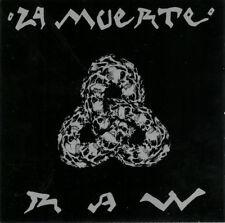 LA MUERTE RAW (1994) LIVE Album CD mit Booklet