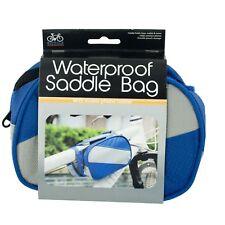 Waterproof Bicycle Bag With Phone Holder, Waterproof Saddle Bag