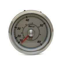 Faria Boat Speedometer Gauge SE9982A | Maxum 3 1/4 Inch Silver