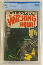The Witching Hour 1 - CBCS 8.0 - 1st Appearance of Mildred, Mordred, & Cynthia