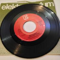 "EDDY RABBITT - I Love A Rainy Night / Short Road To - 7"" 45RPM Vinyl Record - EX"