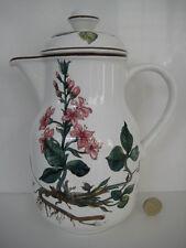VILLEROY & BOCH BOTANICA BOTANIC GARDEN FLOWERS LARGE LIDDED COFFEE POT TEAPOT