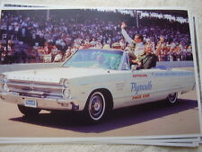 1965 PLYMOUTH FURY CONVERTIBLE INDY 500 PACE CAR 11 X 17  PHOTO   PICTURE