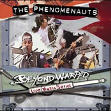 The Phenomenauts - Beyond Warped: Live Music Series (DVD, 2006)