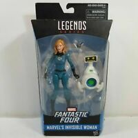 Marvel Legends - Fantastic 4 - Invisible Woman - Walgreens Exclusive SEALED NEW