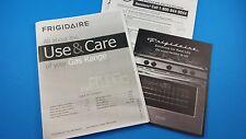 316901312 - Frigidaire Gas Range Manual Instructions; A3-3a
