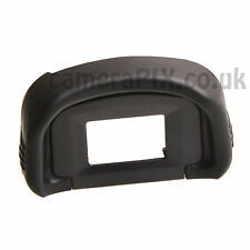 Rubber EG Eyecup Eyepiece fit Canon EOS 1D C, 1D X, 1D 5D Mark III IV, 7D camera